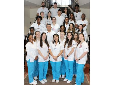 Read the JA Partners with Keiser University Nursing Students!!