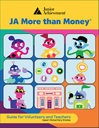 JA More Than Money curriculum cover